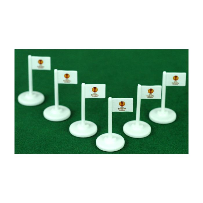 01. UEFA EUROPA LEAGUE CORNER FLAGS.