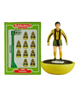 PENAROL. Retro Subbuteo Team. Modelled on the LW Figure & Bases From the 1980's.