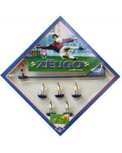 000018. INTER MILAN 2ND, REF 12. ZEUGO 1ST EDITION 1998 -2002.