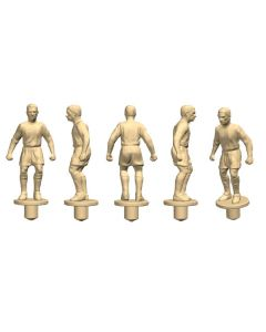 2K4 UNPAINTED WHITE FIGURES. 200 FIGURES SPECIAL OFFER.
