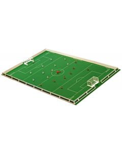 001. THE PEGASUS RUBBER BACKED FULL SIZE ASTROTURF MOUNTED ONTO 9mm THICK MDF BOARD.