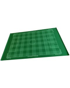 001. THE PEGASUS RUBBER BACKED FULL SIZE CHEQUERED CUT ASTROTURF. Must Be Glued To A Board.
