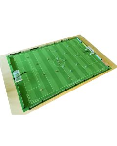 001. THE PEGASUS RUBBER BACKED FULL SIZE STRIPE CUT ASTROTURF. Will Require Glueing To A Board.