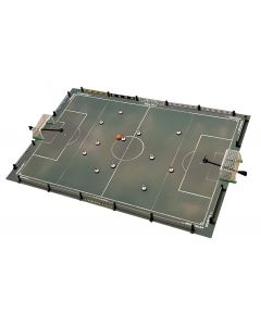001. THE PEGASUS RUBBER BACKED HALF SIZE MUDDY PITCH ASTROTURF. IDEAL 5-A-SIDE OR 7-A-SIDE PITCH.