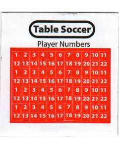 PLAYER NUMBER TRANSFERS.