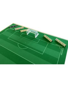 62200 - SET D. PACK OF 5 GROUND ADVERTISING BOARDS.
