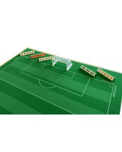 62200 - SET A. PACK OF 5 GROUND ADVERTISING BOARDS.