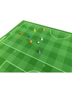 SEVEN PEGASUS TABLE SOCCER TRAINING CONES. To Be Used With Our Training Astropitch.