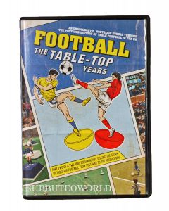 1004. FOOTBALL - THE TABLE TOP YEARS DVD - PART 2. A SUBBUTEOWORLD EXCLUSIVE!