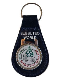 1990 ROMA SUBBUTEO WORLD CUP OFFICIAL KEYRING.