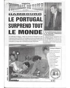 1992 FRENCH 30 PAGE SUBBUTEO A4 SIZE MAGAZINE.