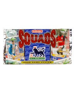 1996 SUBBUTEO SQUADS. Unopened & Sealed Foil Pack of 8 FA Premier League Cards. Ref 12223