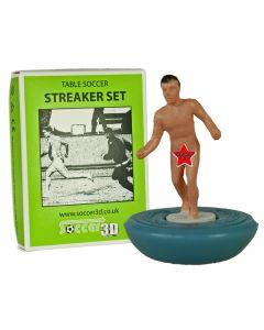 MALE TABLE SOCCER STREAKER SET