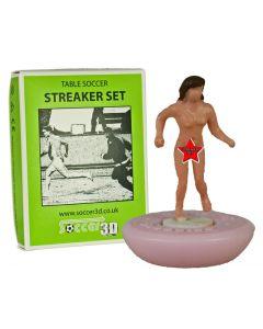 FEMALE TABLE SOCCER STREAKER SET