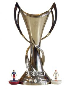 1023. THE UEFA WOMENS CHAMPIONS LEAGUE TROPHY. 150mm High With Display Box. Official Licensed Replica Trophy.