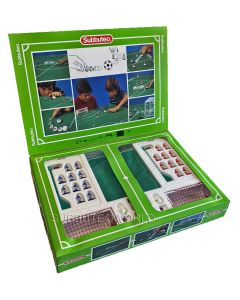 001. 60140 SUBBUTEO CLUB EDITION BOX SET. With 2 LW Teams, Goals, Balls, Rules, Pitch, Corner Flags & Poster/Catalogue. Mint Condition Shop Stock.