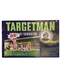 1974-1977 TARGETMAN BY SUBBUTEO. Complete & In Excellent Condition.