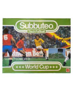 1983 GERMAN WORLD CUP EDITION. Made For The German Market & Totally Complete.