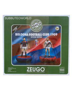 2010 ZEUGO SPECIAL LTD EDITION BOX SET. Bologna Official Licensed Edition.