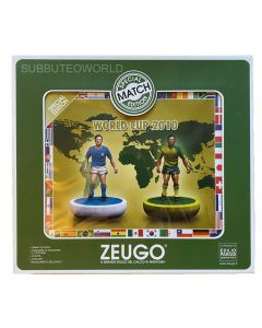 2010 ZEUGO SPECIAL LTD EDITION WORLD CUP BOX SET. Italy & South Africa.