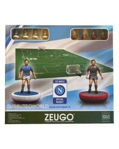 2010 ZEUGO SPECIAL LTD EDITION BOX SET. Napoli Official Licensed Edition.