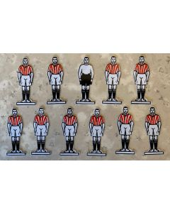 CELLULOID TEAM REF 04. STOKE CITY. Mint Condition, No Bases.
