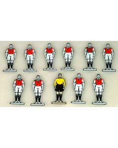 CELLULOID TEAM REF 16. ARSENAL. mint, no bases.