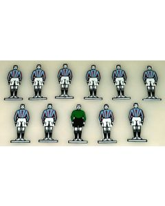 CELLULOID TEAM REF 40. CRYSTAL PALACE. mint, no bases.