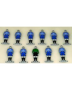 CELLULOID TEAM REF 51. MILLWALL. CHESTER. mint, no bases.