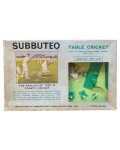 1967 CRICKET DISPLAY EDITION BOX SET