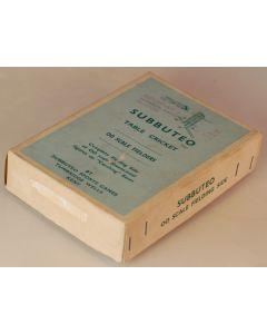 TC-A. 1960's LIGHT BLUE CRICKET FIELDING TEAM. Original Box.