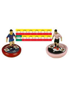ECUADOR. Vinyl base stickers with team name, badge & numbers.