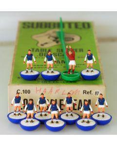 HW087. HAARLEM. Mid 70's HW Team, numbered box.