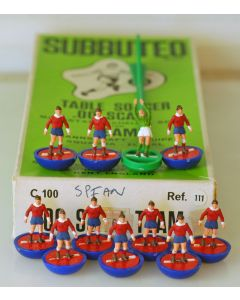 HW111. SERVETTE. Mid 70's HW Team, numbered box.