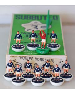 HW137. BORDEAUX. Late 70's French Delacoste HW Team. Original Named & Numbered Box.