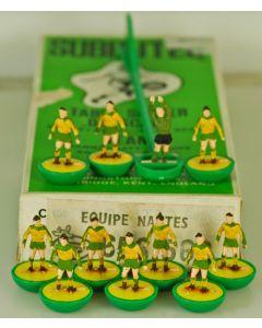 HW142. NANTES. Late 70's French Delacoste HW Team. Original Named Box.