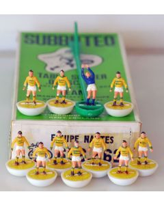 HW142. NANTES. Late 70's French Delacoste HW Team. Original Named & Numbered Box.