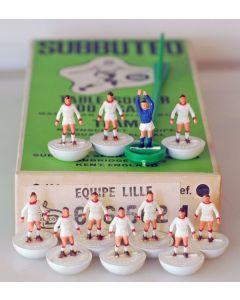 HW144. LILLE. Mid 70's French Delacoste HW Team. Original Named Box.