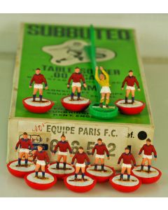 HW145. PARIS FC. Rare Mid 70's French Delacoste HW Team. Original Named Box.