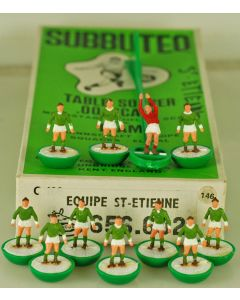 HW146. SAINT ETIENNE. Rare Mid 70's French Delacoste HW team, with original named box.