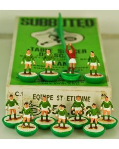 HW146. ST. ETIENNE. Rare Mid 70's French Delacoste HW Team. Original Named Box.