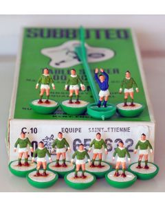 HW146. SAINT ETIENNE. Mid 70's French Delacoste HW Team. Original Named & Numbered Box.