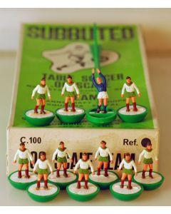 HW152. BULGARIA. Mid 70's HW Team, original box. Green Bases, White Discs.