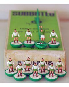 HW152. BULGARIA. Early 70's HW Team, original box. Green Base, White Disc.