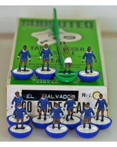 HW155. EL SALVADOR. Late 70's HW Team, original box.