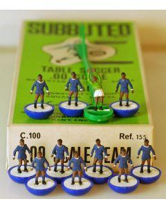 HW155. EL SALVADOR. Mid 70's HW Team, numbered box.
