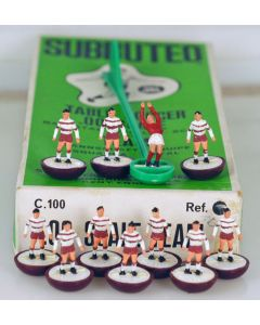 HW186. NORTHAMPTON TOWN. Mid 70's HW Team, numbered box.