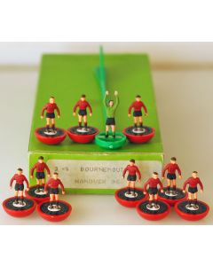LW014. BOURNEMOUTH. HANOVER 96. Early 80's Hand Painted LW Team, numbered box.