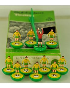 LW142. CHELSEA 2ND. NEWCASTLE UTD 2ND. Early 80's Hand Painted LW team, numbered box.