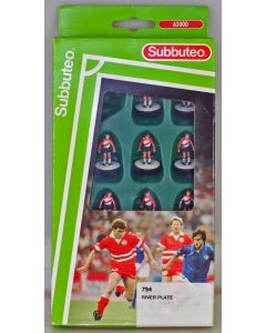 LW794. RIVER PLATE. Early 90's LW Team, numbered box.